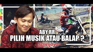SRIWIJAYA NOW | Aby RR Pilih Musik Atau Balap?