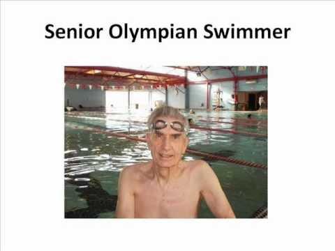 Roscoe Champion Swimming Success