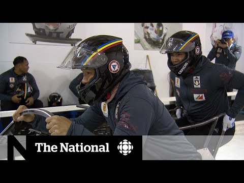 Filipino bobsled team training hard in Alberta to make 2022 Olympics