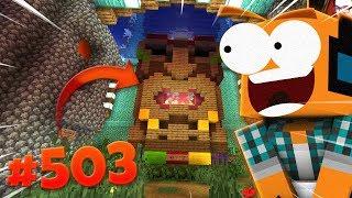 """Minecraft #503 - """"Pokaz podwodnej świątyni!"""""""