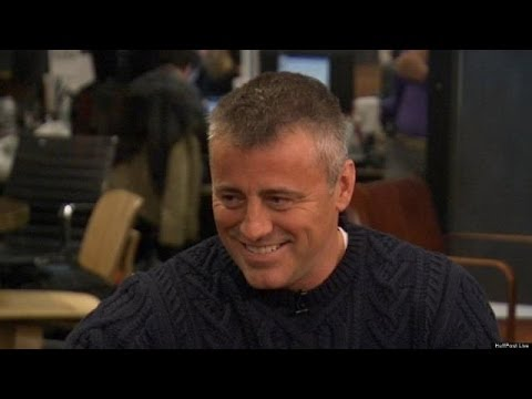 Matt LeBlanc Talks Friends