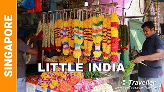 Little India in Singapore - Singapore attractions - Top things to do in Singapore