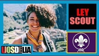 LOS VALORES DE UNA YOUTUBER SCOUT | LIOSDELIA