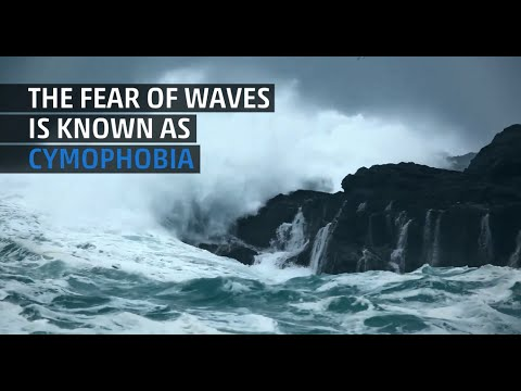 Cymophobia: Fear of Waves