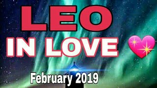 LEO Feb2019 In LOVE, HIGH PASSION WISHES COMING TRUE MAJOR NEW BEGINNING Psychic Tarot Reading