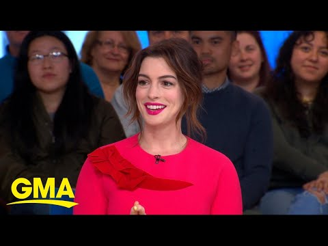 Anne Hathaway on &39;The Hustle&39; l GMA