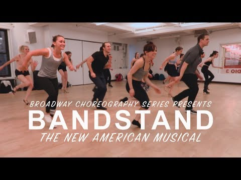 Bandstand | Broadway Choreography Series | #bdcnyc