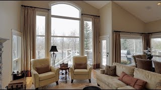 Luxury Living in Calgary | Real Estate Video Tour - 49 Douglas Park Manor SE