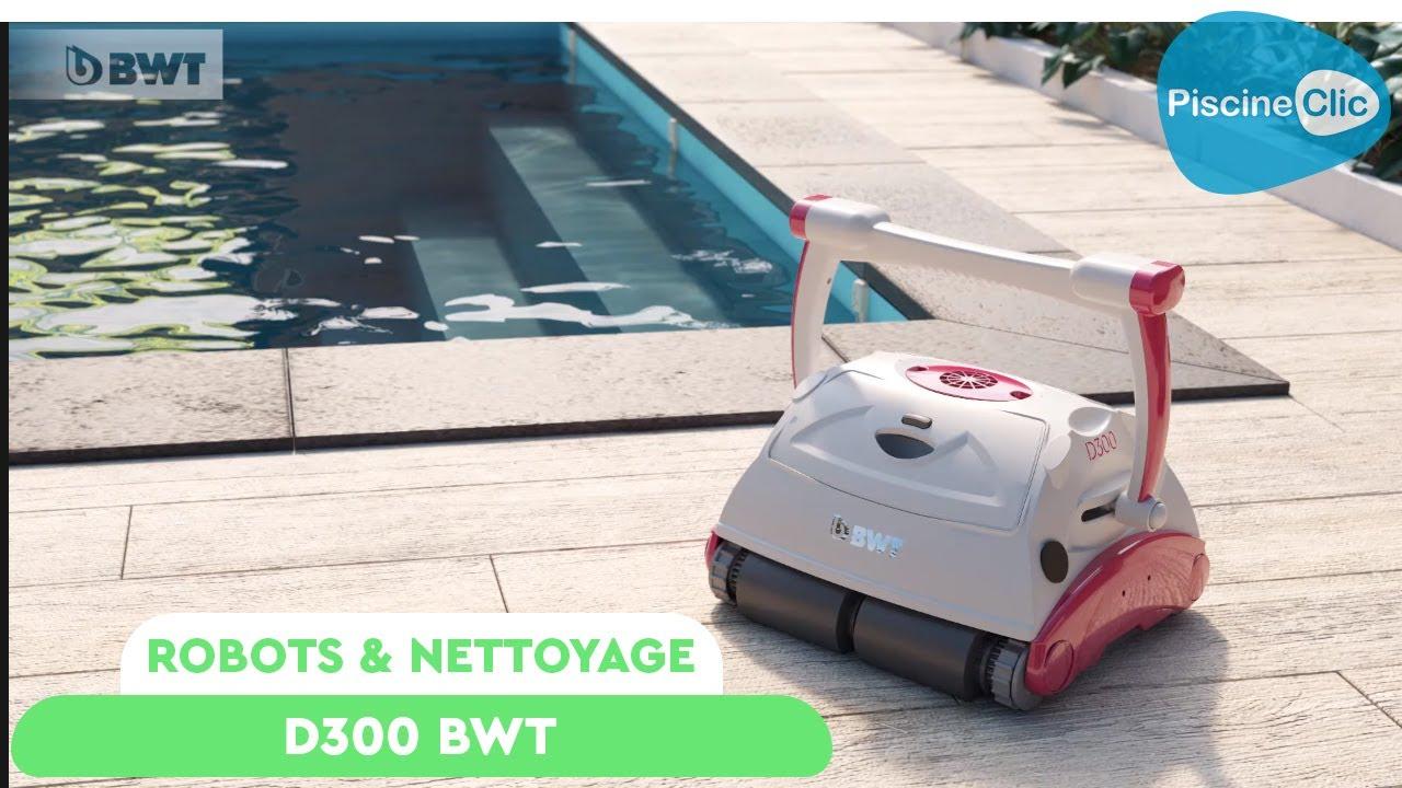 Robot électrique D300 de BWT