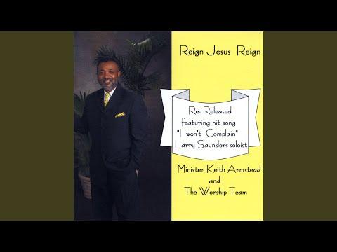 Reign Jesus Reign