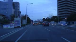 [drive japan]国道296号線 船橋-八日市場(Route296 Funabashi-Yokaichiba) Part.0