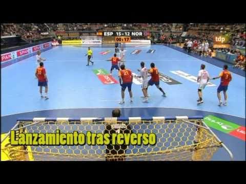 Jugadas De Balonmano - Mundial De Suecia 2011