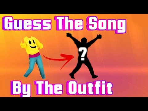 Just Dance: Guess The Song By The Outfit [PART 2]