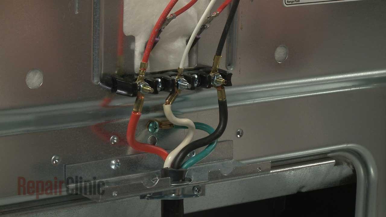whirlpool range terminal block replacement w10245259 [ 1280 x 720 Pixel ]