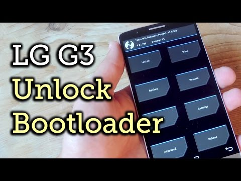 How to Unlock the Bootloader & Install a Custom Recovery on