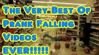 The VERY BEST Of Falling Over (Prank / Falling In Public) [HD]
