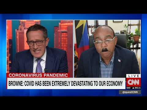 Antigua & Barbuda Prime Minister: COVID-19 has been devastating for our economy