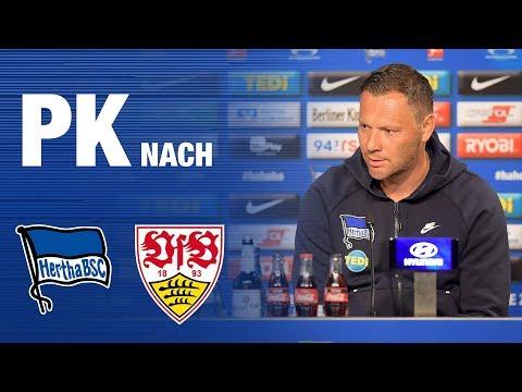 PK NACH STUTTGART - Willig - Dardai - Hertha BSC