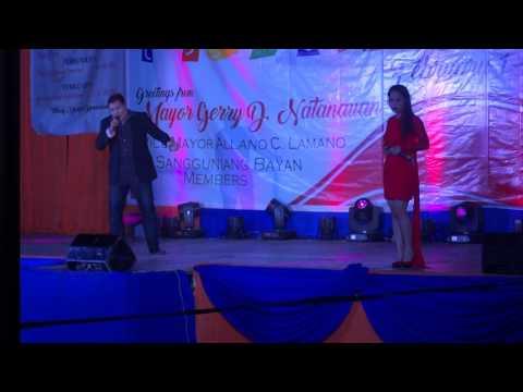 Talisay Batangas Singing Duet (PART 1) Town Fiesta 2017