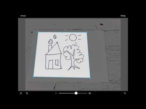 IPad Echte Zeichnungen