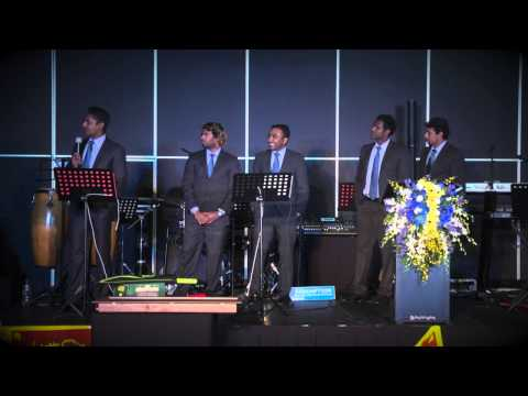 Cricket World Cup 2015 Gala Dinner - Sydney - 5th March 2015