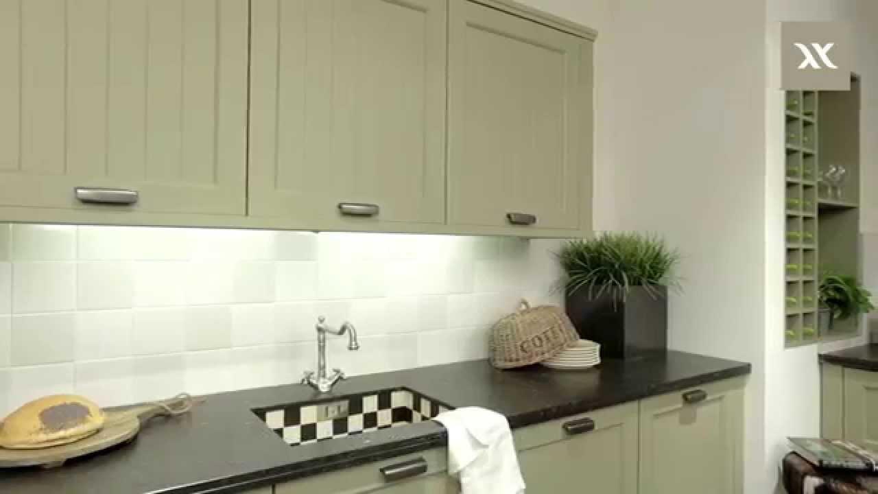 Stoere Keuken Grey : Landelijke keuken nadira light grey youtube