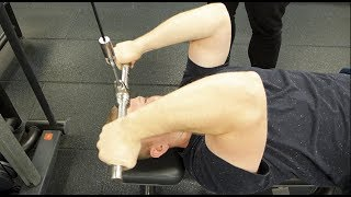 Najszybsza pompa na bicepsy | Patenty Działają