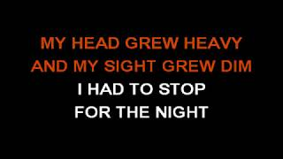 Eagle - Hotel California (Karaoke)(http://karaokefreeonline.blogspot.com/ *All files available for covers, They're not the original music., 2012-06-18T07:45:09.000Z)