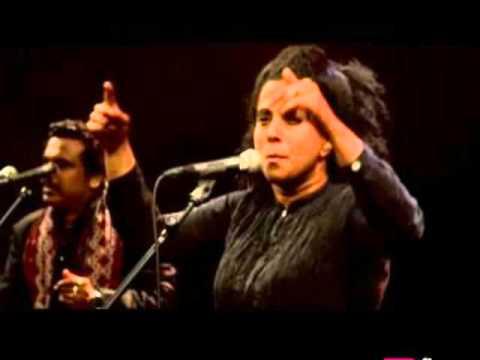 Susheela RAMAN (+Sam MILLS) live / FIP Paris 2014