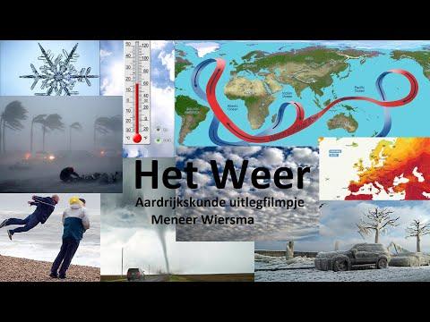 Aardrijkskunde: Het Weer - Buys-Ballot, Hadleycel, Golfstroom, neerslag, thermohaliene circulatie