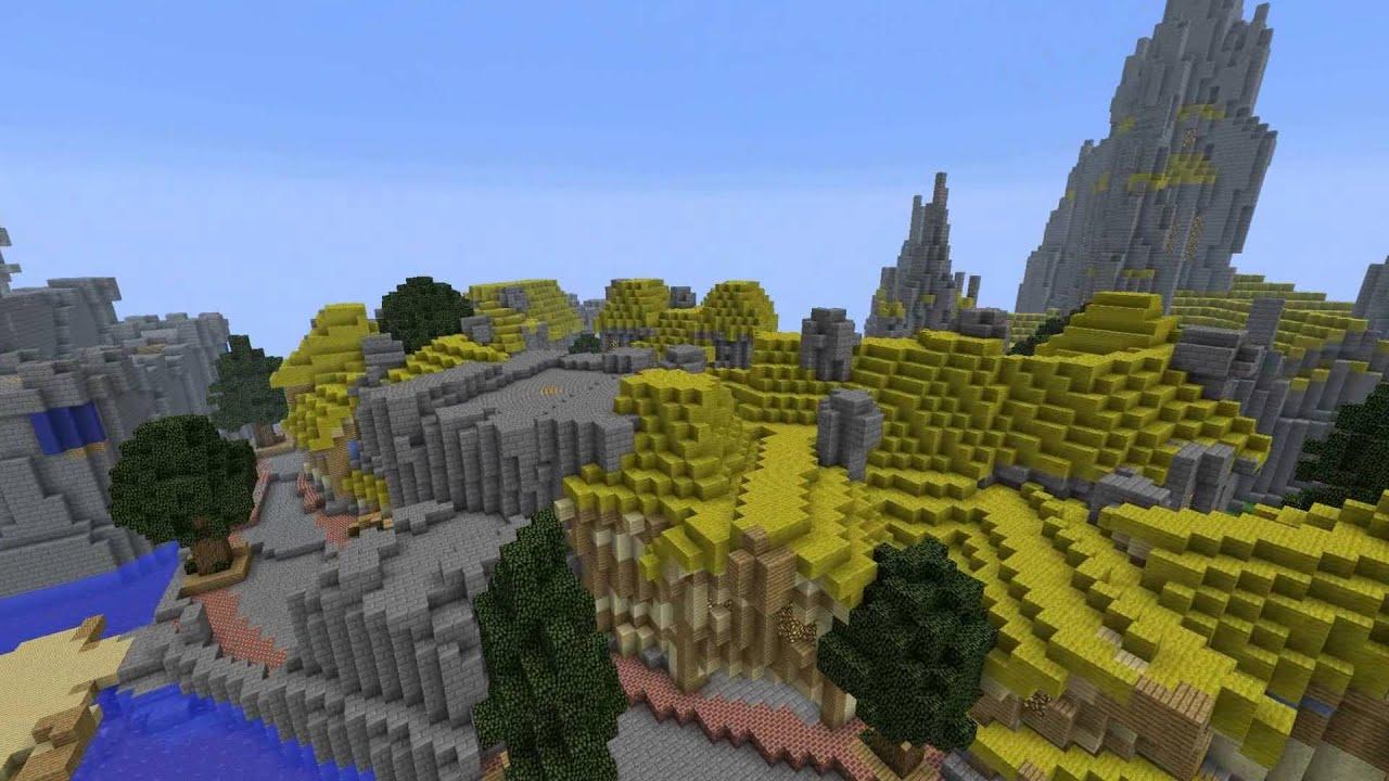 Mondays Minecraft Stormwind city World Of Warcraft YouTube – Map World of Warcraft Minecraft