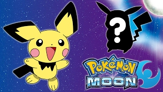 Pokemon: Moon - Pichu Finally Evolved