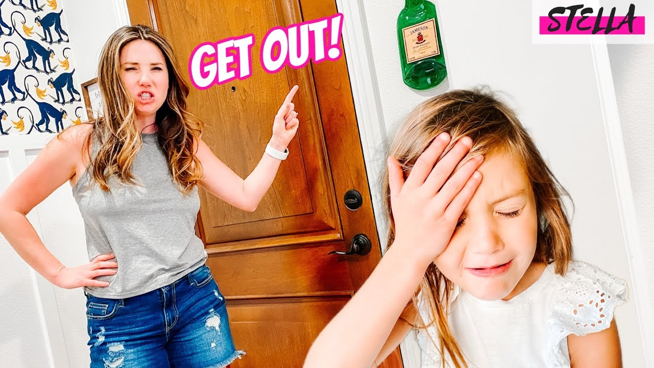 My Mom Kicked Me Out