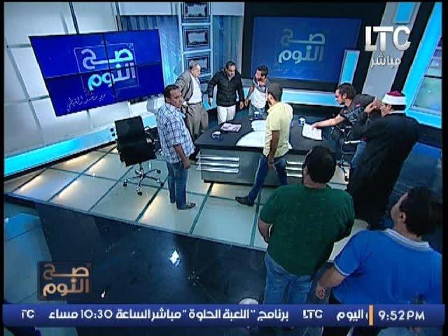 EGIPAT: Muftija pretučen cipelom u direktnom TV prenosu