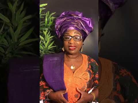 Mrs. Edith Gongloe-Weh For Senate 2020