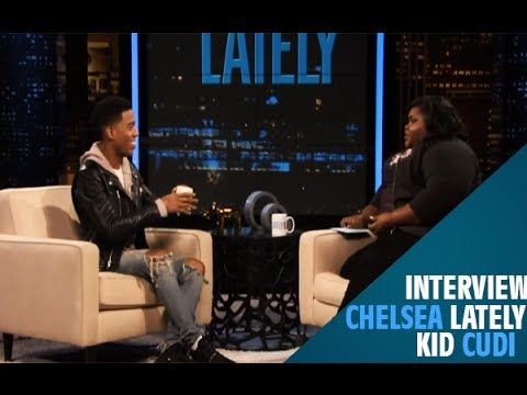 Kid Cudi Chelsea Lately Interview
