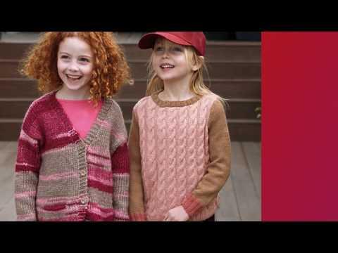 Сайт осинка вязание спицами для детей