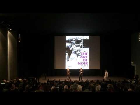 Festival Lumière 2013 Peggy Cummins et Eddie Muller présentent Gun Crazy (Joseph H. Lewis)