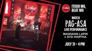 "Syd Hartha x Bandang Lapis - ""Pag-Asa"" (Live Performance)"
