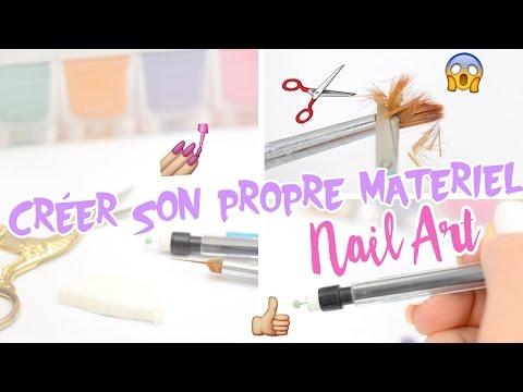 DIY ♡ Créer son propre matériel Nail art