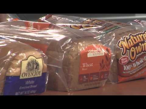 Bread can be part of a healthy diet