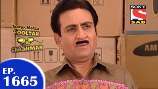 Taarak Mehta Ka Ooltah Chashmah - तारक मेहता - Episode 1665  - 5th May 2015
