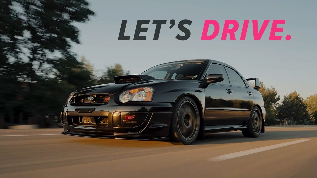 After a YEAR of Restoration, our Java Black Pearl STI hits the streets!