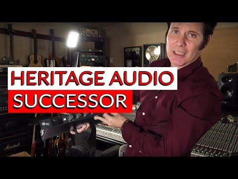 Heritage Audio Successor: Demo - Warren Huart: Produce Like A Pro