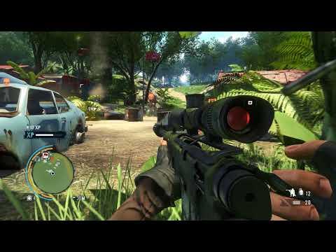 Far Cry 3 (PC, Deluxe Edition) 100% Walkthrough Part 57  