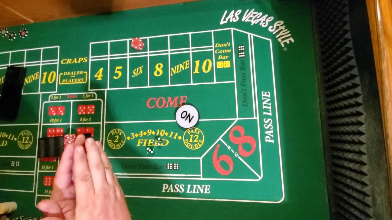 Craps Buy Vs Place