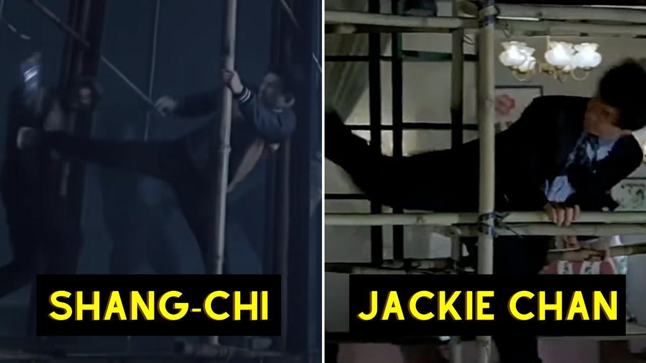 Shang-Chi Copying Jackie Chan's Rush Hour 2