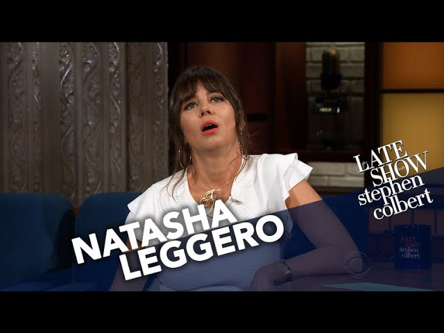 The world Natasha leggero fake boobs idea