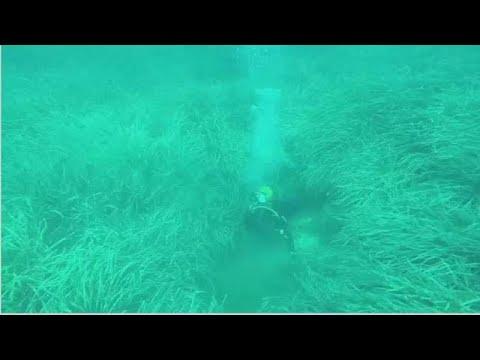 "Roman ""underwater ruins"" discovered in Tunisia"