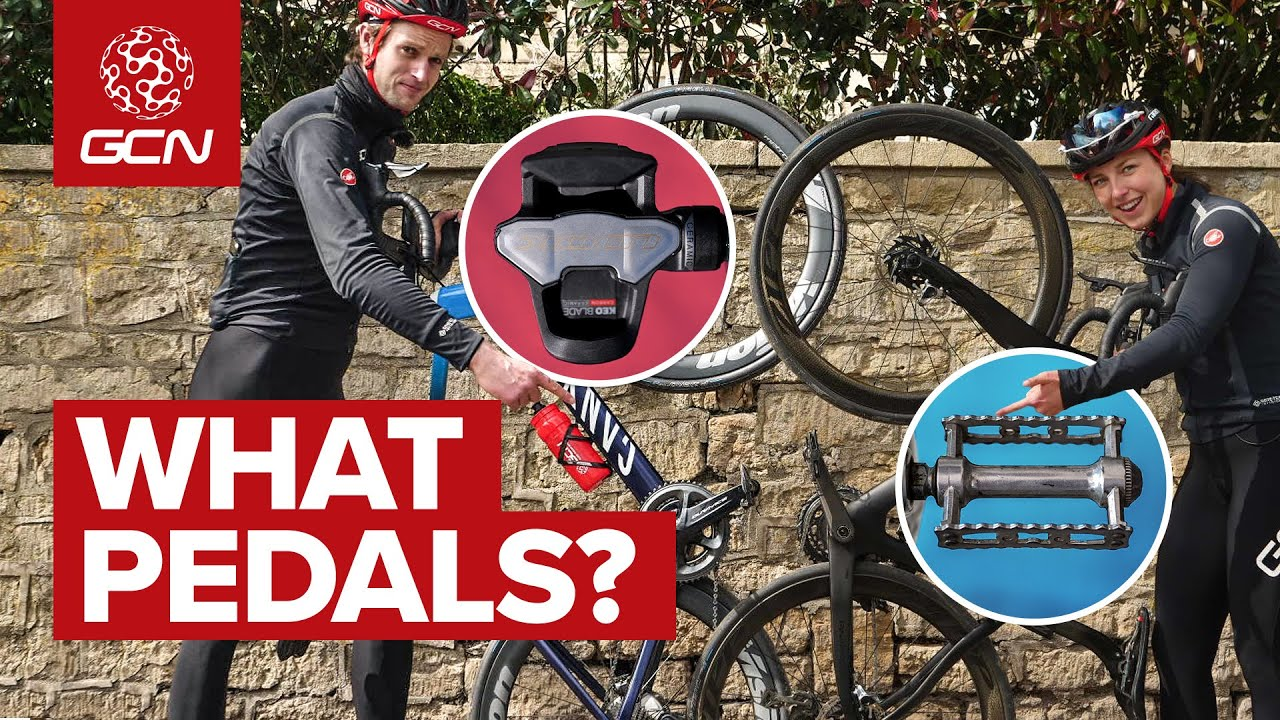 Clipless Pedals VS Flat Pedals | To Clip In Or Not To Clip In